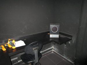 calibracion infrarojos